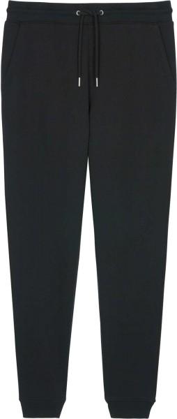 Jogginghose aus Bio-Baumwolle - black