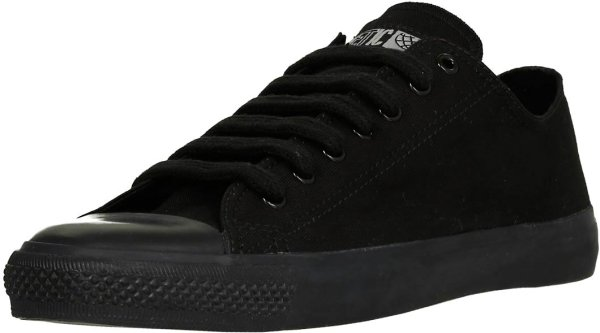 Low Cut Sneaker all black - fair und vegan