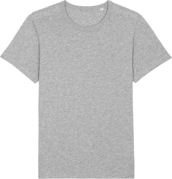 T-Shirt aus Bio-Baumwolle - heather grey