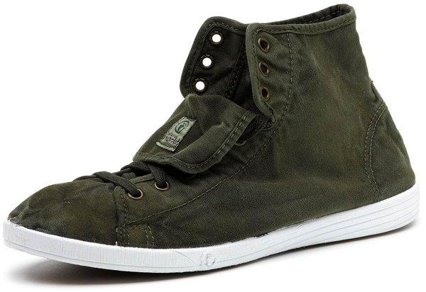 Bota Sport Enzimatico - Sneakers aus Bio-Baumwolle - kaki - Bild 1