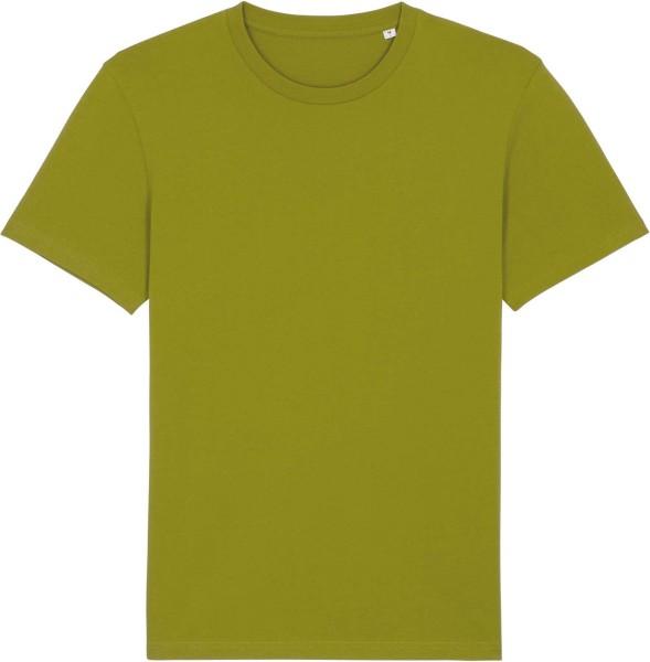 T-Shirt aus Bio-Baumwolle - moss green