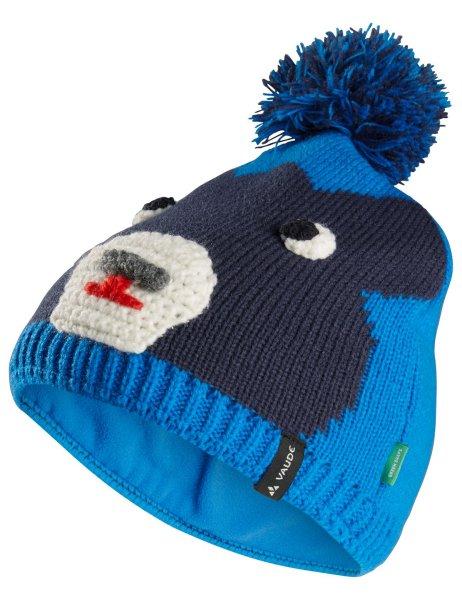 Kinder Mütze Small Beanie - radiate blue