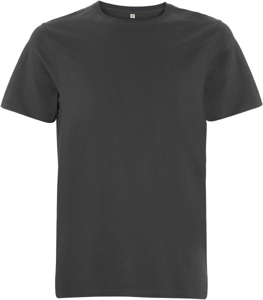 Schweres T-Shirt grau Herren