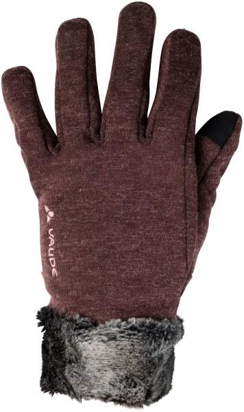 Handschuhe Kunstpelz Damen VAUDE Tinshan Gloves
