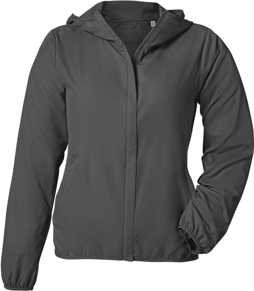 Winds - Windbreaker aus recyceltem Polyester - anthrazit