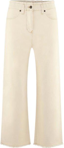 Jeans aus Bio-Baumwolle - natural