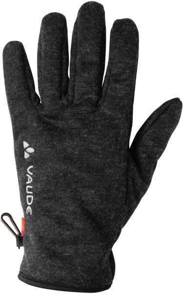 Rhonen Gloves Handschuhe VAUDE schwarz fair-trade