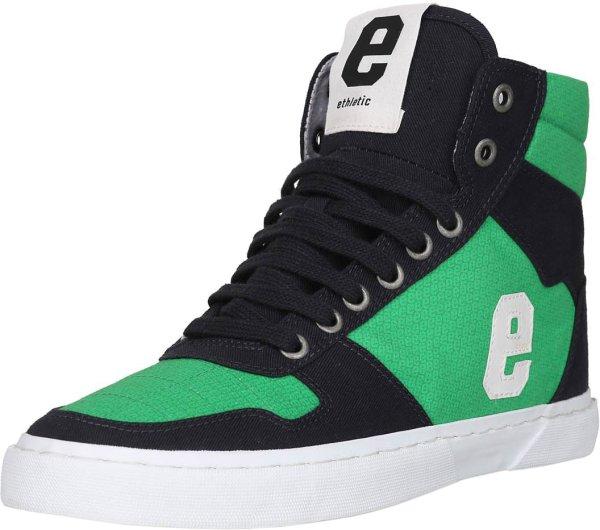 Fair Sneaker Hiro 18 - Grid Green