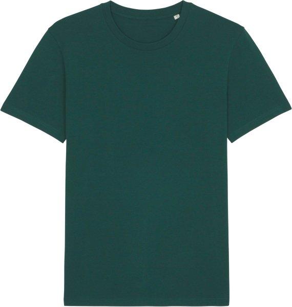 T-Shirt aus Bio-Baumwolle - glazed green
