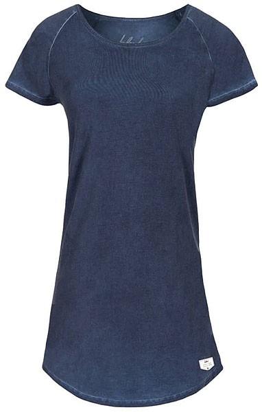 Moon - Kleid aus Bio-Baumwolle - blau - Bild 1
