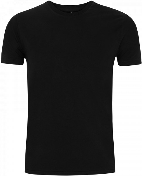 Men''s Urban Brushed Jersey T-Shirt schwarz