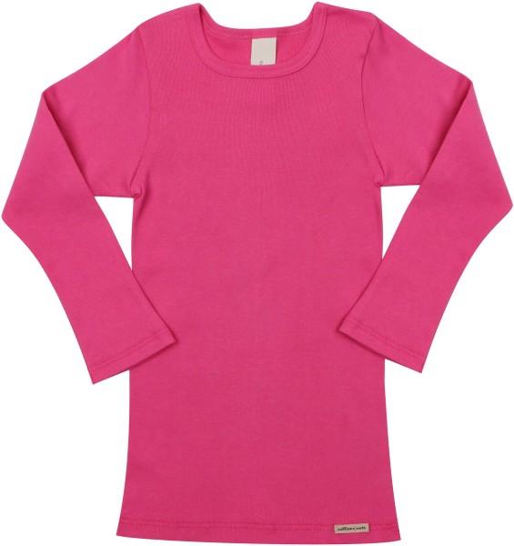 Kinder Langarmshirt aus Fairtrade Biobaumwolle - clematis