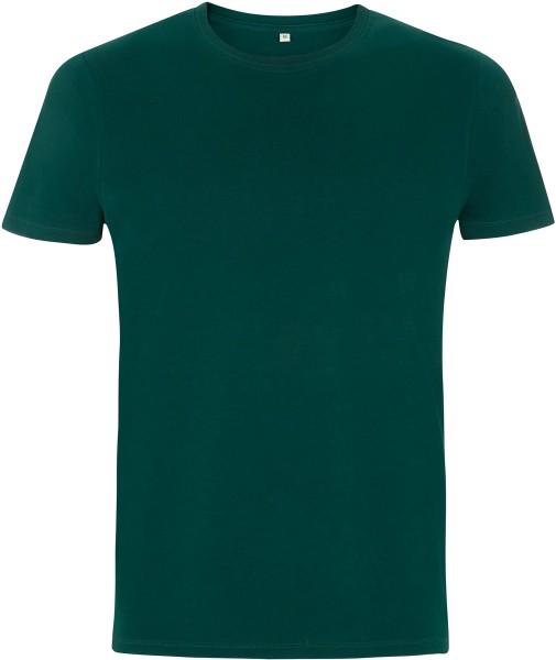Bio-Shirt Herren dunkelgruen EP100-bo