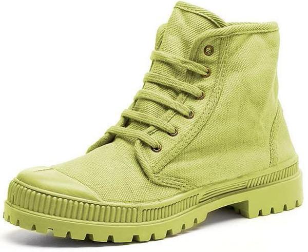 Bota Baja Suela Al Tono - Schuhe aus Bio-Baumwolle - lima - Bild 1