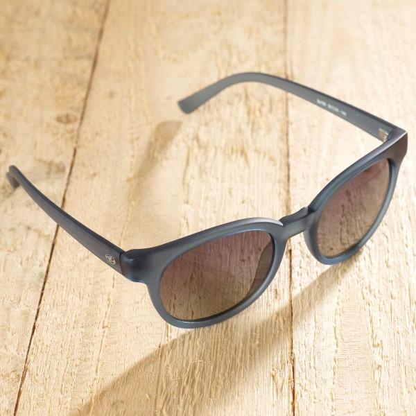 "Antonio Verde Sonnenbrille ""Almere"" in hellblau transparent"