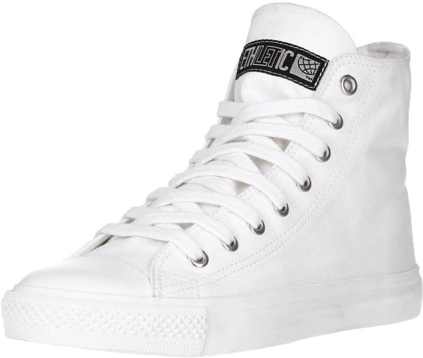 detailed look 36295 bcce5 Fair Trainer White Cap Hi Cut Collec. - Just White/Just White