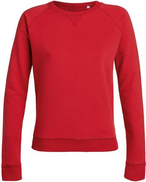 Trips - Sweatshirt aus Bio-Baumwolle - rot - Bild 1