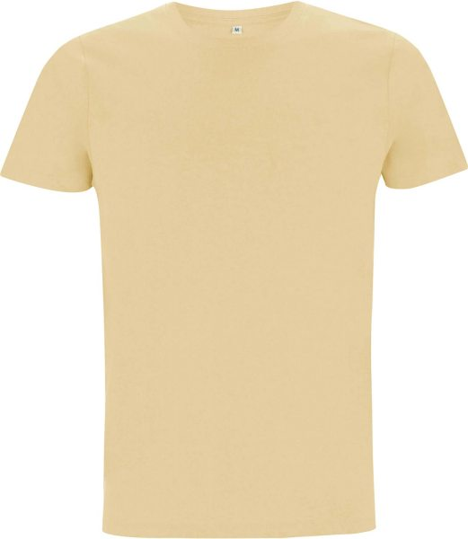 Organic T-Shirt - camel