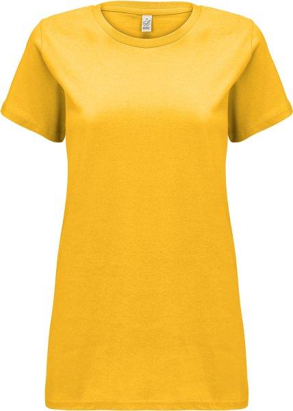 Organic T-Shirt CO2-neutral - mango