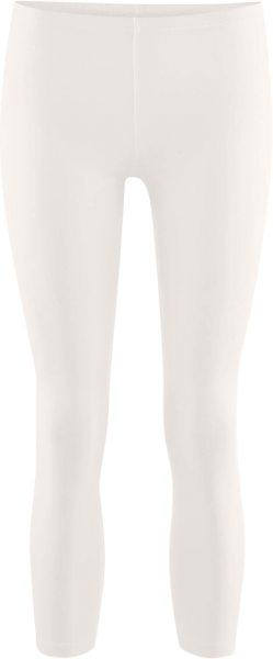 7/8 Leggings offwhite aus Bio-Baumwolle - Living Crafts