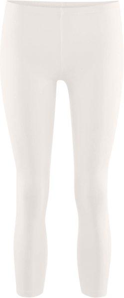 85304ab7ca10c5 7 8 Leggings offwhite aus Bio-Baumwolle - Living Crafts