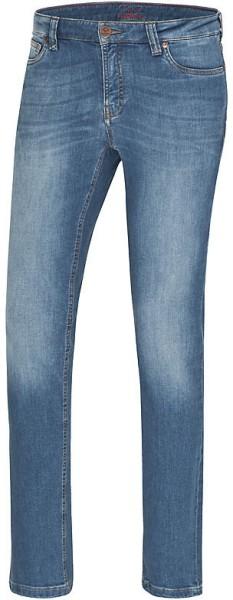 Svenja - 5 Pocket Jeans aus Bio-Baumwolle - summer blue