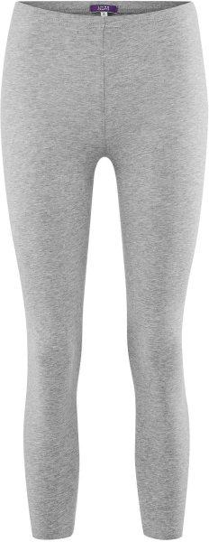 7/8 Leggings aus Bio-Baumwolle - stone grey