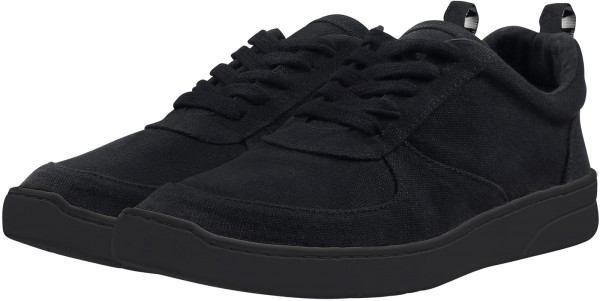 Damen Fairtrade Sneaker aus Bio-Baumwolle - all black