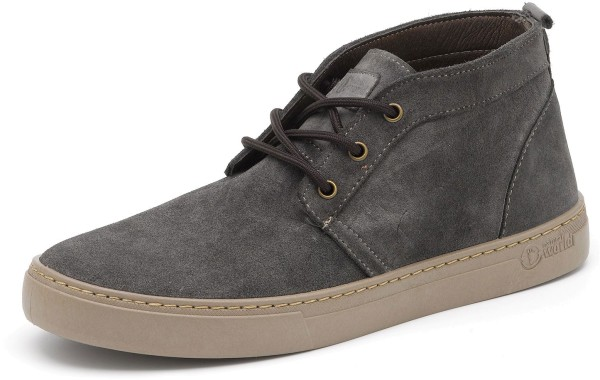 Safari Suede - Wildlederschuhe - antracita