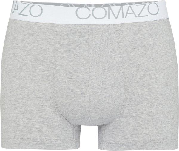 Pants aus Fairtrade Biobaumwolle - grau-melange