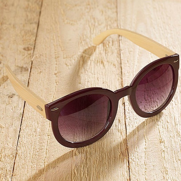 "Antonio Verde Eco Friendly Sunglasses - ""Malaga Wineredr"""