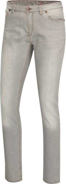 Svenja - 5 Pocket Jeans aus Bio-Baumwolle - fashion grey