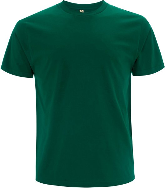 Organic T-Shirt CO2-neutral - bottle green