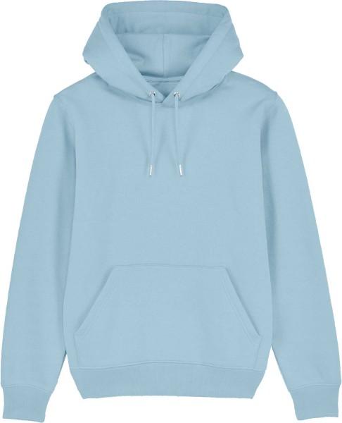 Unisex Hoodie aus Bio-Baumwolle - sky blue