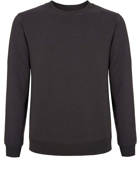 Unisex Standard Fitted Sweatshirt - charcoal melange