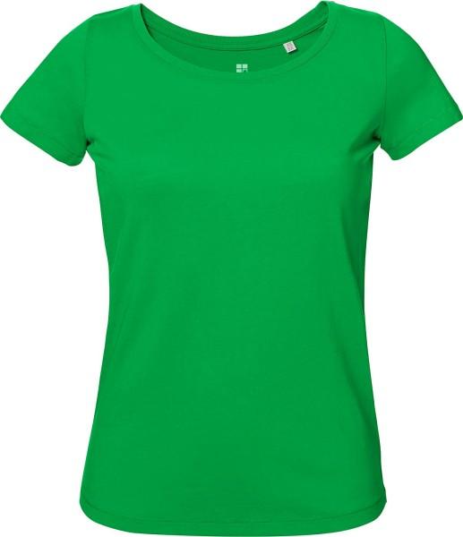 Jerseyshirt Bio-Baumwolle - fresh green