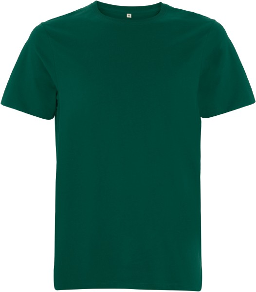 Organic Heavy T-Shirt - bottle green