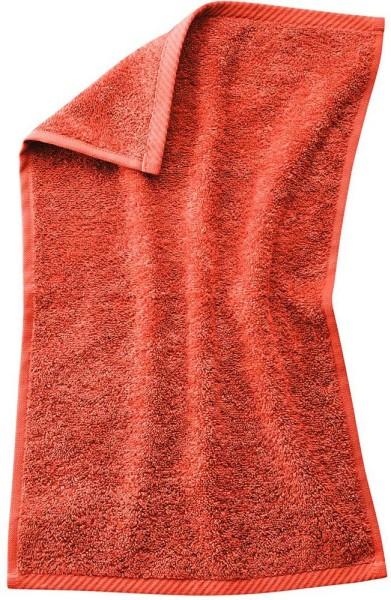 Gäste-Handtuch Bio-Baumwolle - sunrise