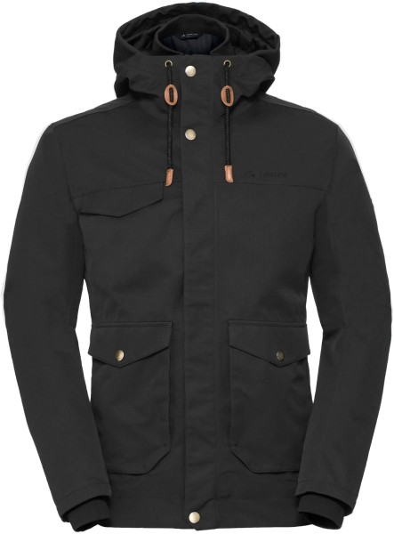 Winterjacke Manukau Jacket - phantom black