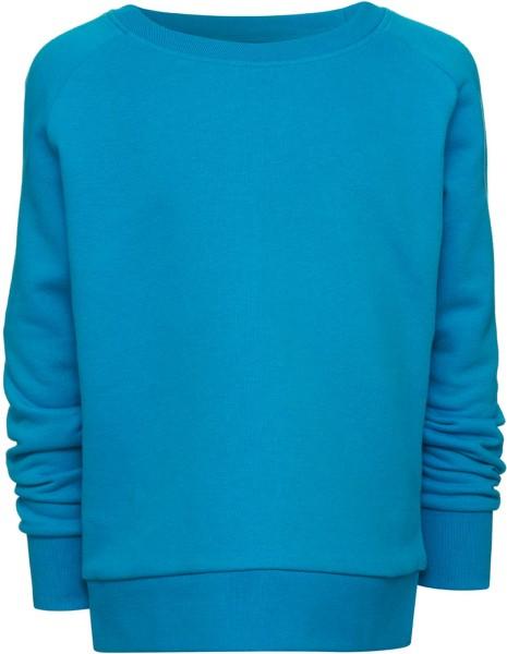 Kinder Mini Scouts - Unisex Sweatshirt BioBaumwolle - azur - Bild 1