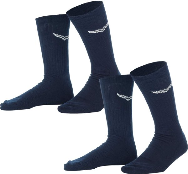 Socken - Doppelpack - navy