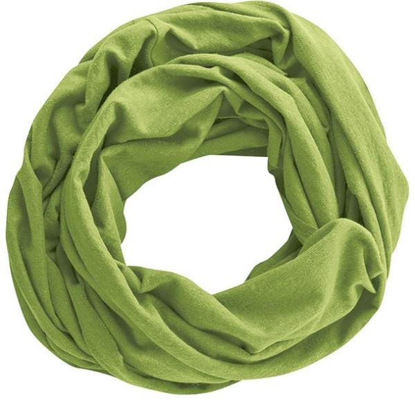 Unisex Schlauchschal aus Hanf und Bio-Baumwolle - weed