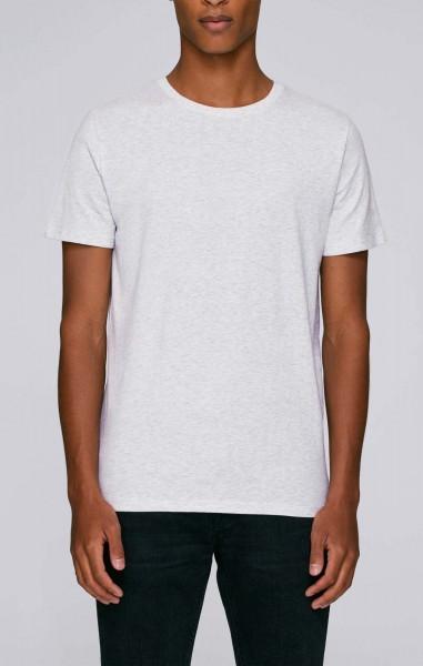 Leads - T-Shirt aus Bio-Baumwolle - heather ash - Bild 1