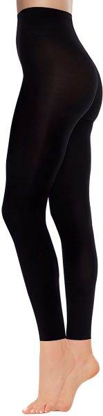 Lia Premium Leggings aus Nilit - black