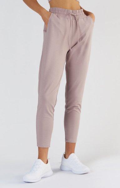 Jogging Hose aus Bio-Baumwolle & Modal - lilac