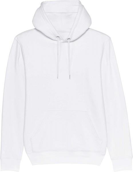 Unisex Hoodie aus Bio-Baumwolle - white