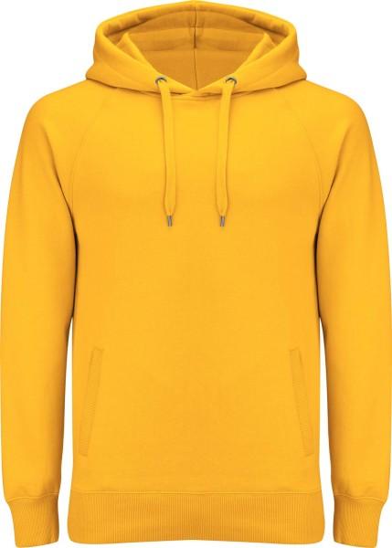 Unisex Pullover Hoodie mit Seitentaschen - gold