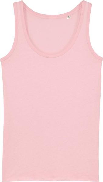 Tank-Top aus Bio-Baumwolle - cotton pink
