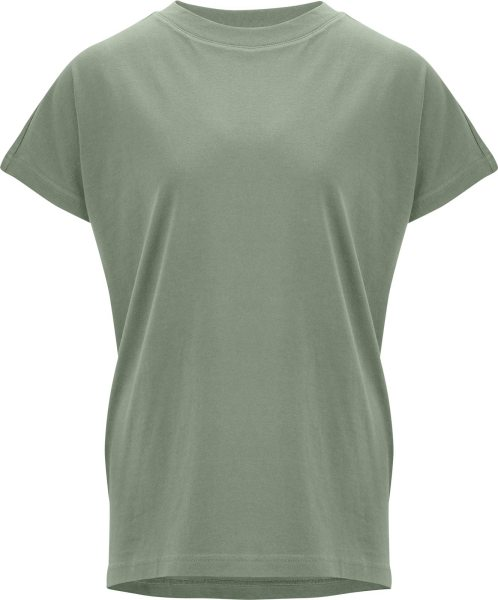 Fairtrade T-Shirt Madhu aus Bio-Baumwolle - mint