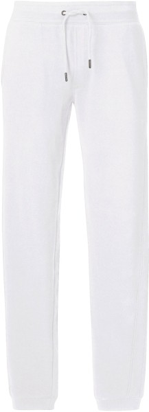 Jogginghose aus Bio-Baumwolle - white
